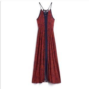 ✨NWOT Stitch Fix Loveapella Louiza Knit Maxi Dress